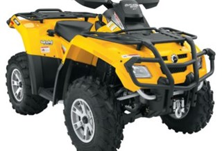 Can-Am Outlander 800 XT 2009