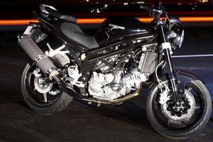 Gebrauchte und neue Hyosung GV 125 M Cruiser Motorräder kaufen