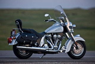 Indian Chief Roadmaster 2011