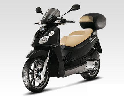 gebrauchte und neue piaggio carnaby 125 motorr der kaufen. Black Bedroom Furniture Sets. Home Design Ideas
