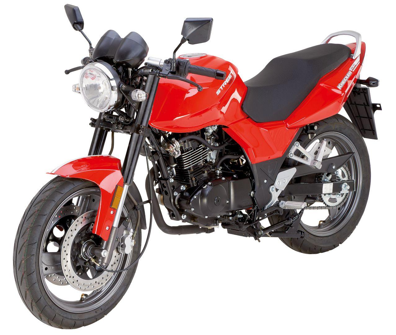 Gebrauchte und neue Kreidler Street 125 DD Motorräder kaufen