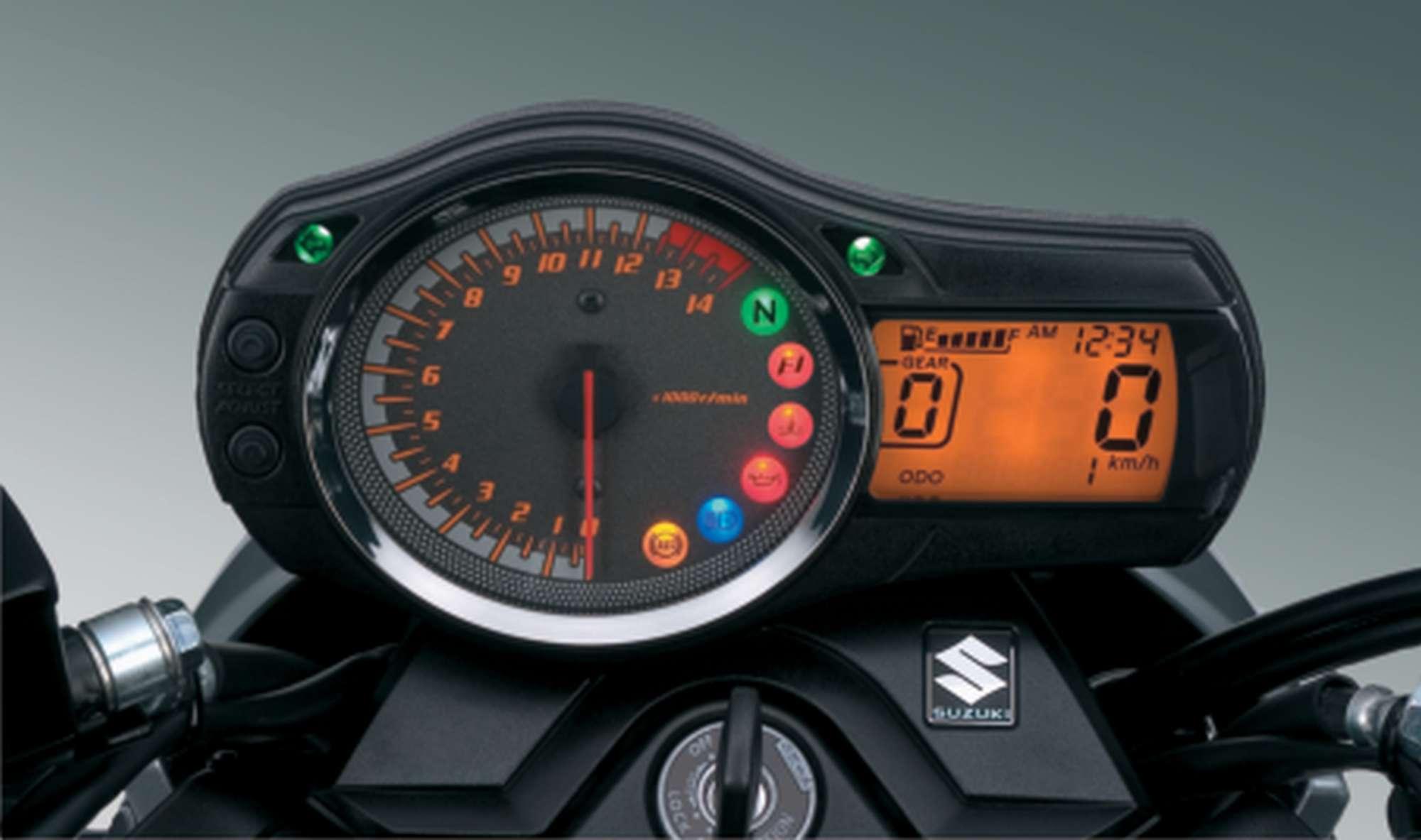 Gebrauchte und neue Suzuki Bandit 650 Motorräder kaufen  Datenblatt Von Abs Terluran H 110