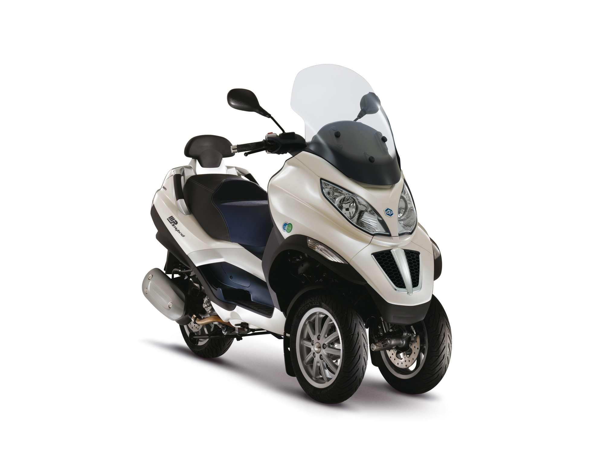 gebrauchte und neue piaggio mp3 hybrid 300 lt motorr der. Black Bedroom Furniture Sets. Home Design Ideas