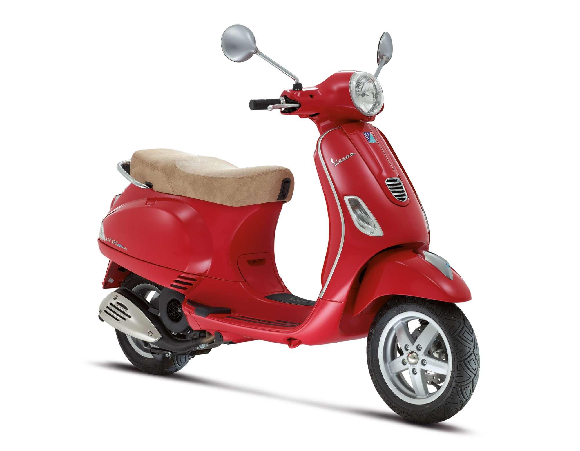 Motorrad Occasion Vespa LX 125 i.e. 3V kaufen