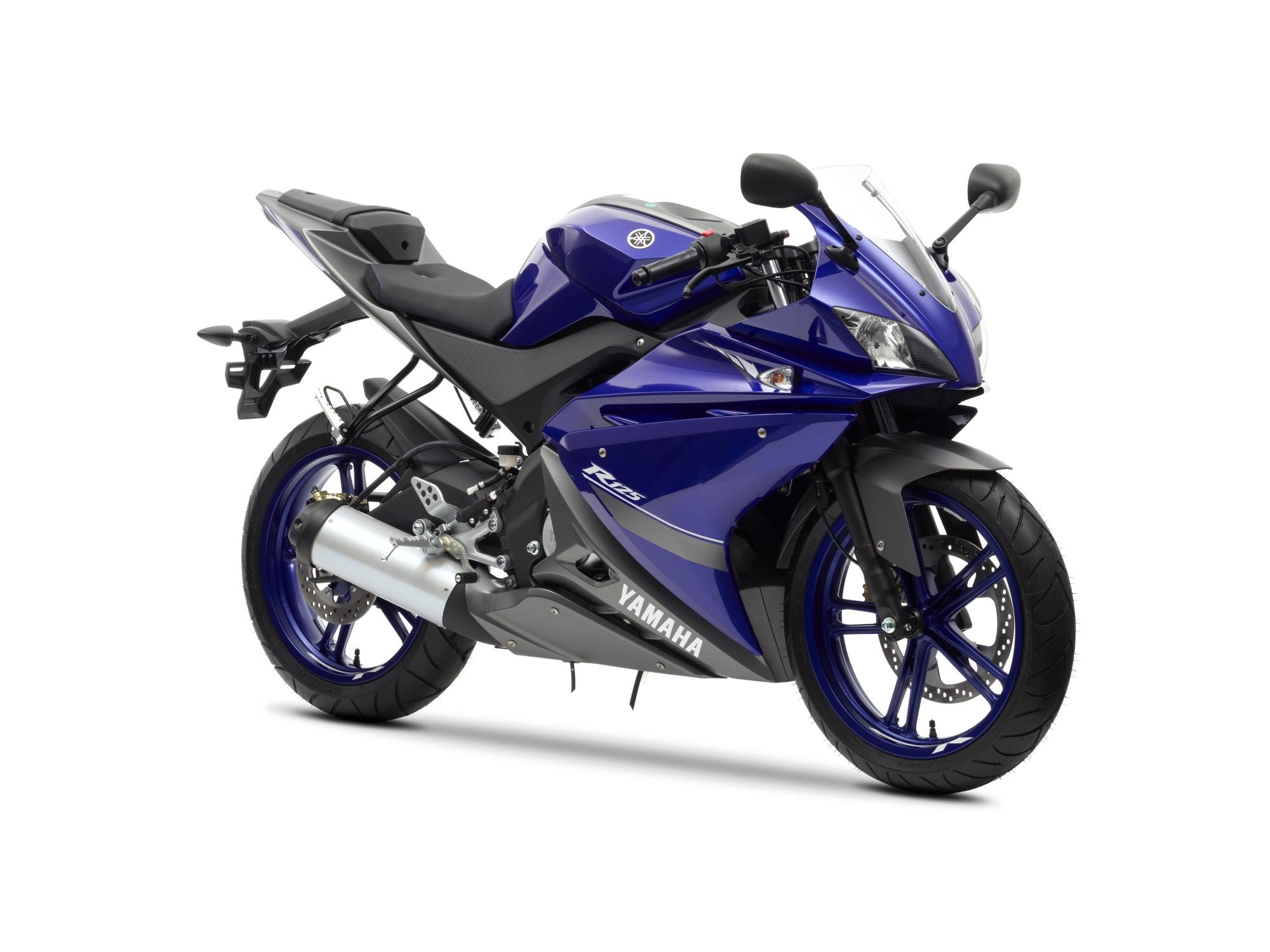 Yamaha yzf r125 2013 supersport