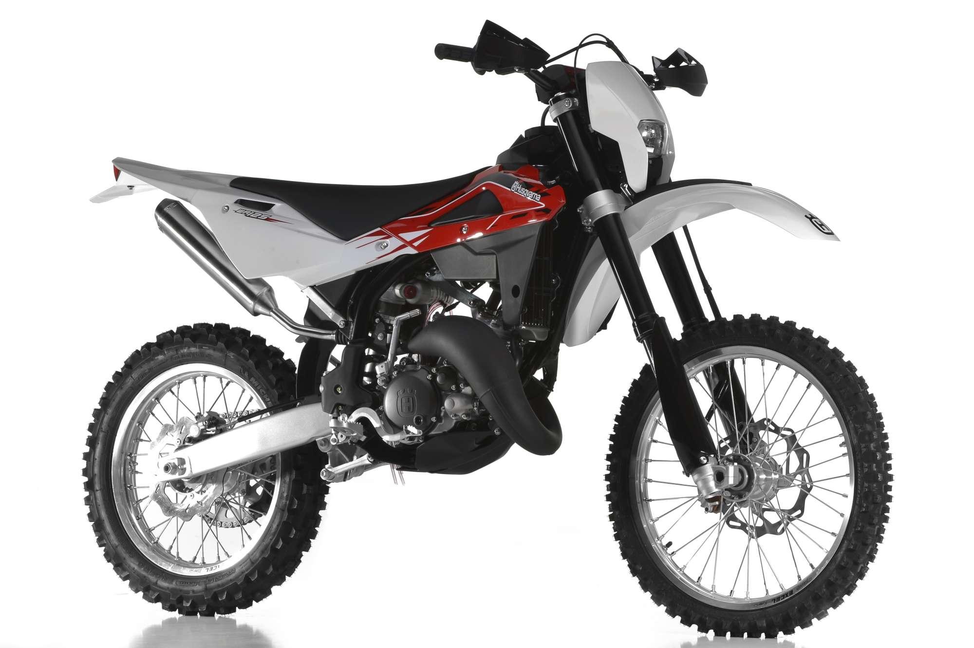 Gebrauchte Husqvarna Wr 125 Motorr 228 Der Kaufen
