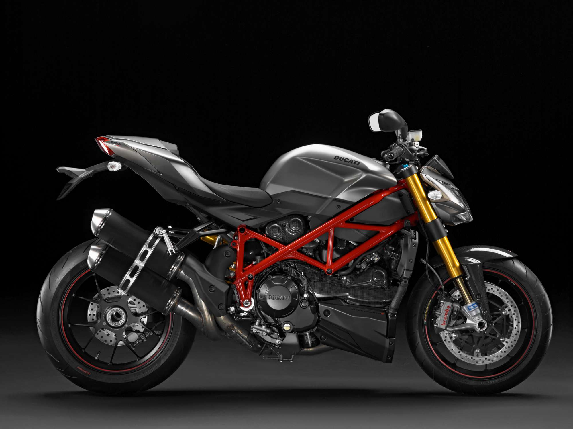 Ducati Streetfighter  Review Mcn