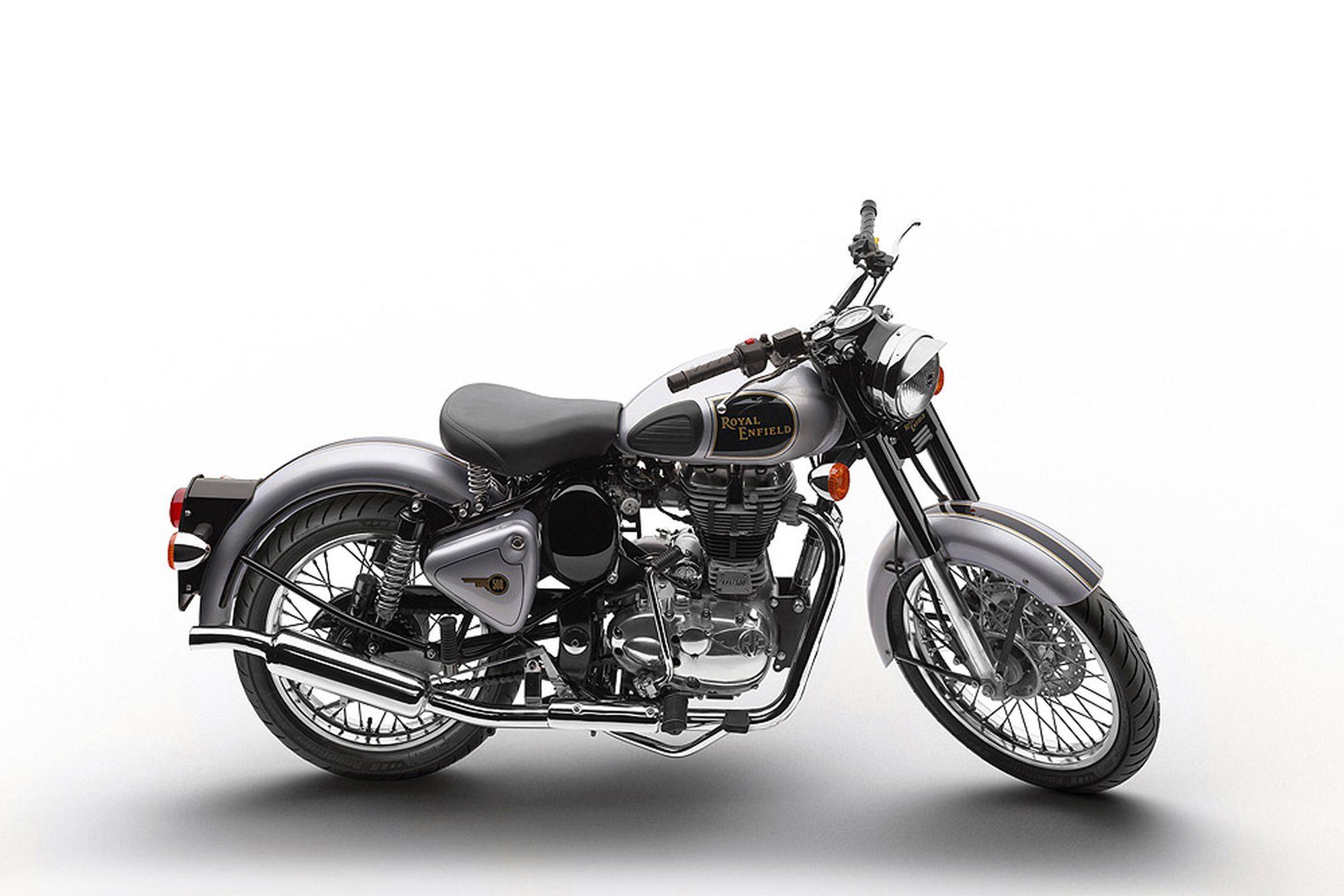 motorrad occasion royal enfield bullet 500 classic efi kaufen. Black Bedroom Furniture Sets. Home Design Ideas