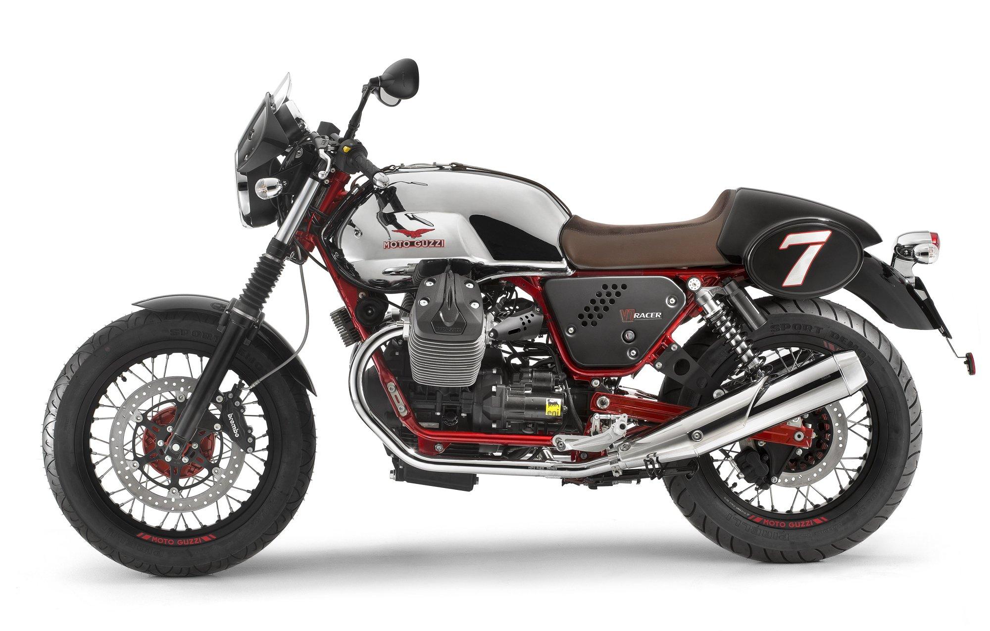 motorrad occasion moto guzzi v7 racer kaufen. Black Bedroom Furniture Sets. Home Design Ideas