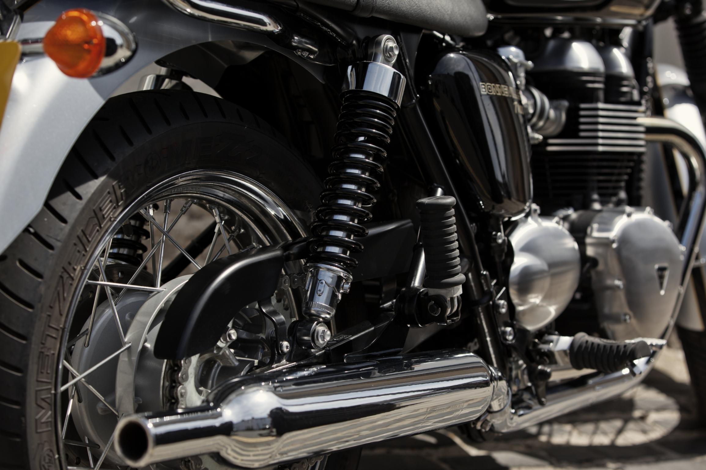 Gebrauchte Und Neue Triumph Bonneville Se Motorräder Kaufen