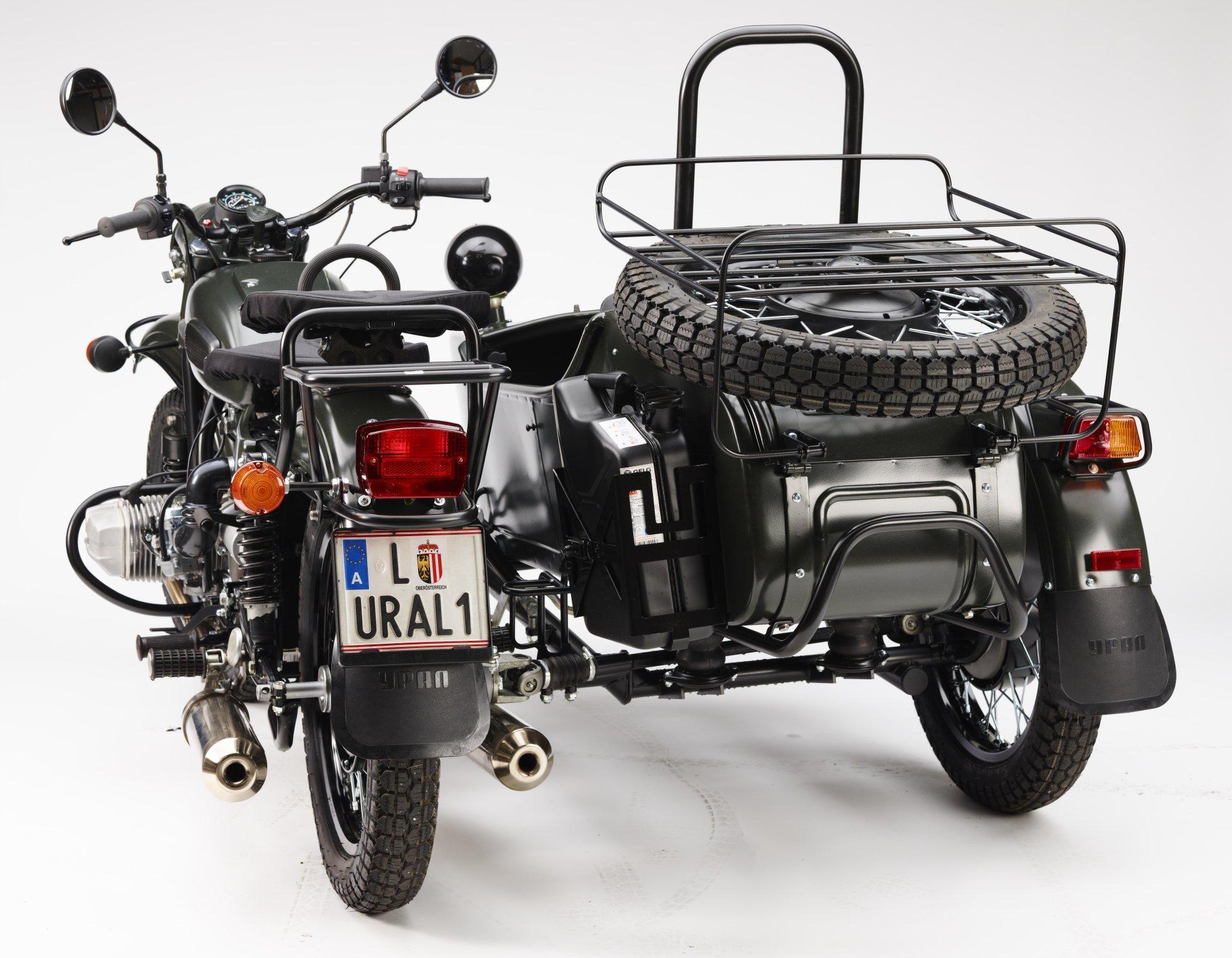 gebrauchte und neue ural ranger motorr der kaufen. Black Bedroom Furniture Sets. Home Design Ideas