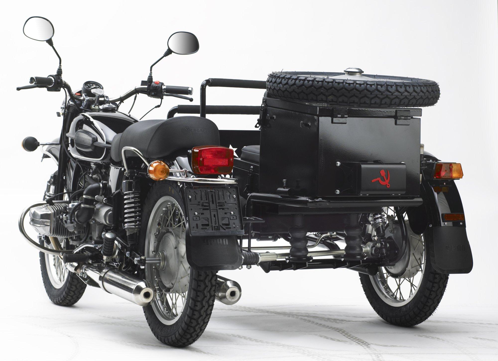 gebrauchte und neue ural cross motorr der kaufen. Black Bedroom Furniture Sets. Home Design Ideas