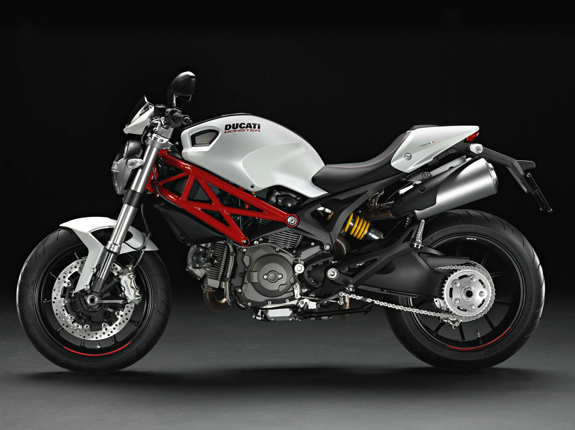 Ducati Monster Baujahr