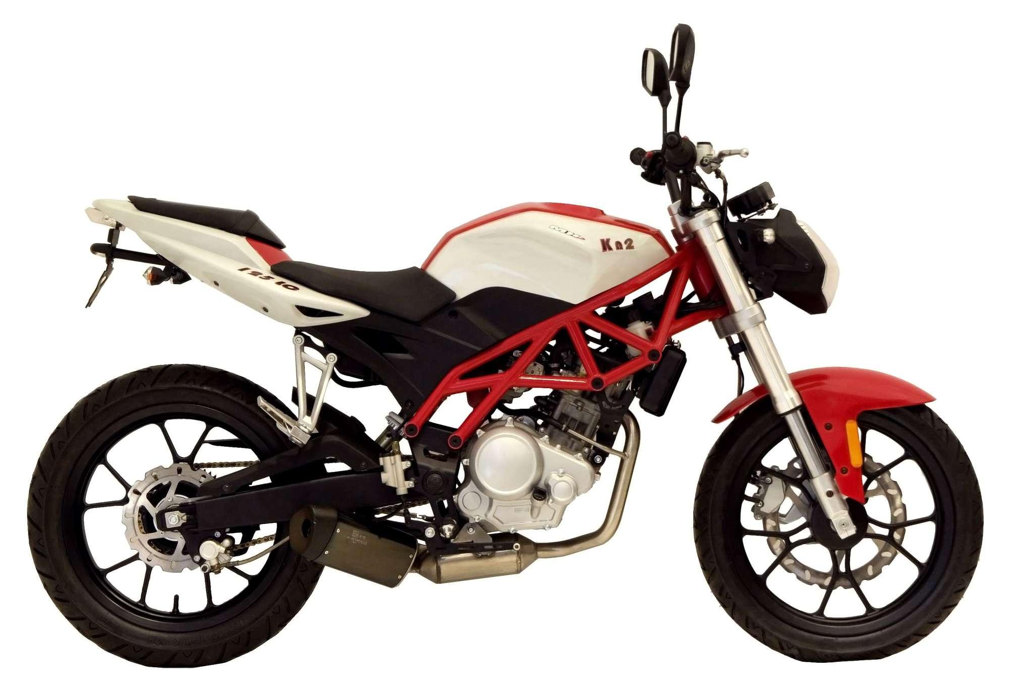 naked bike 125