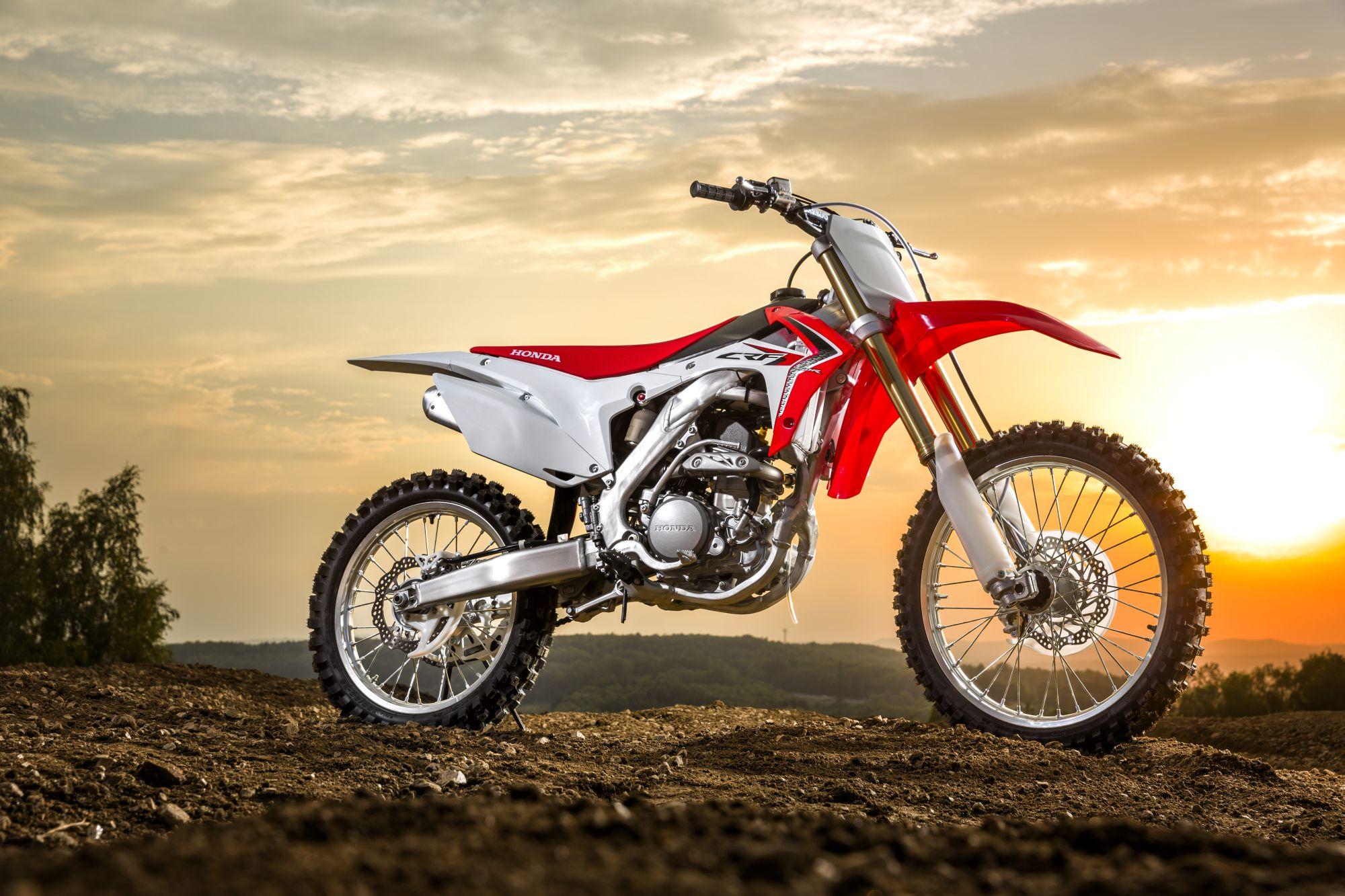 Honda Crf 250 R Bilder Und Technische Daten