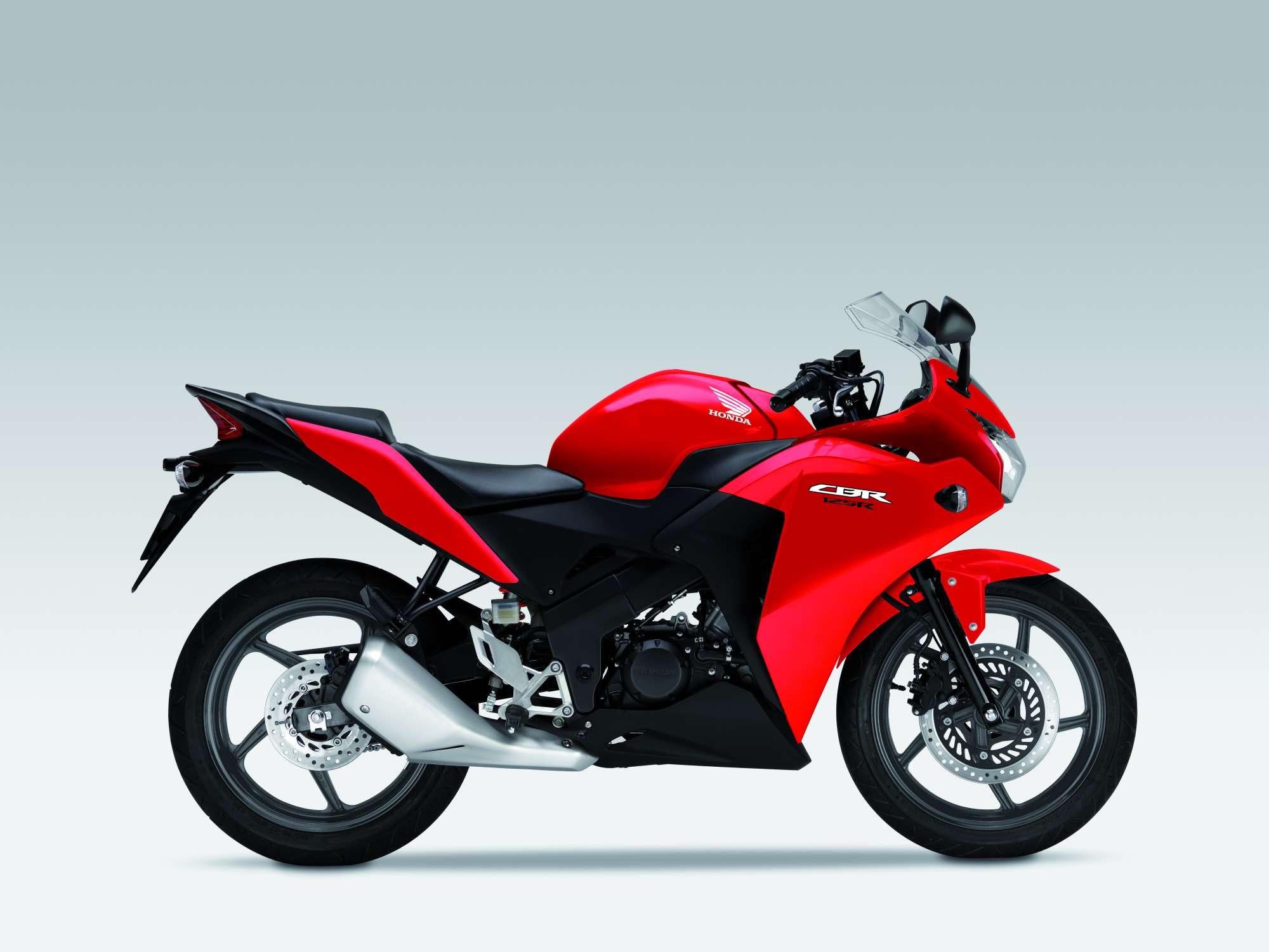 Honda Cbr 125 R Bilder Und Technische Daten