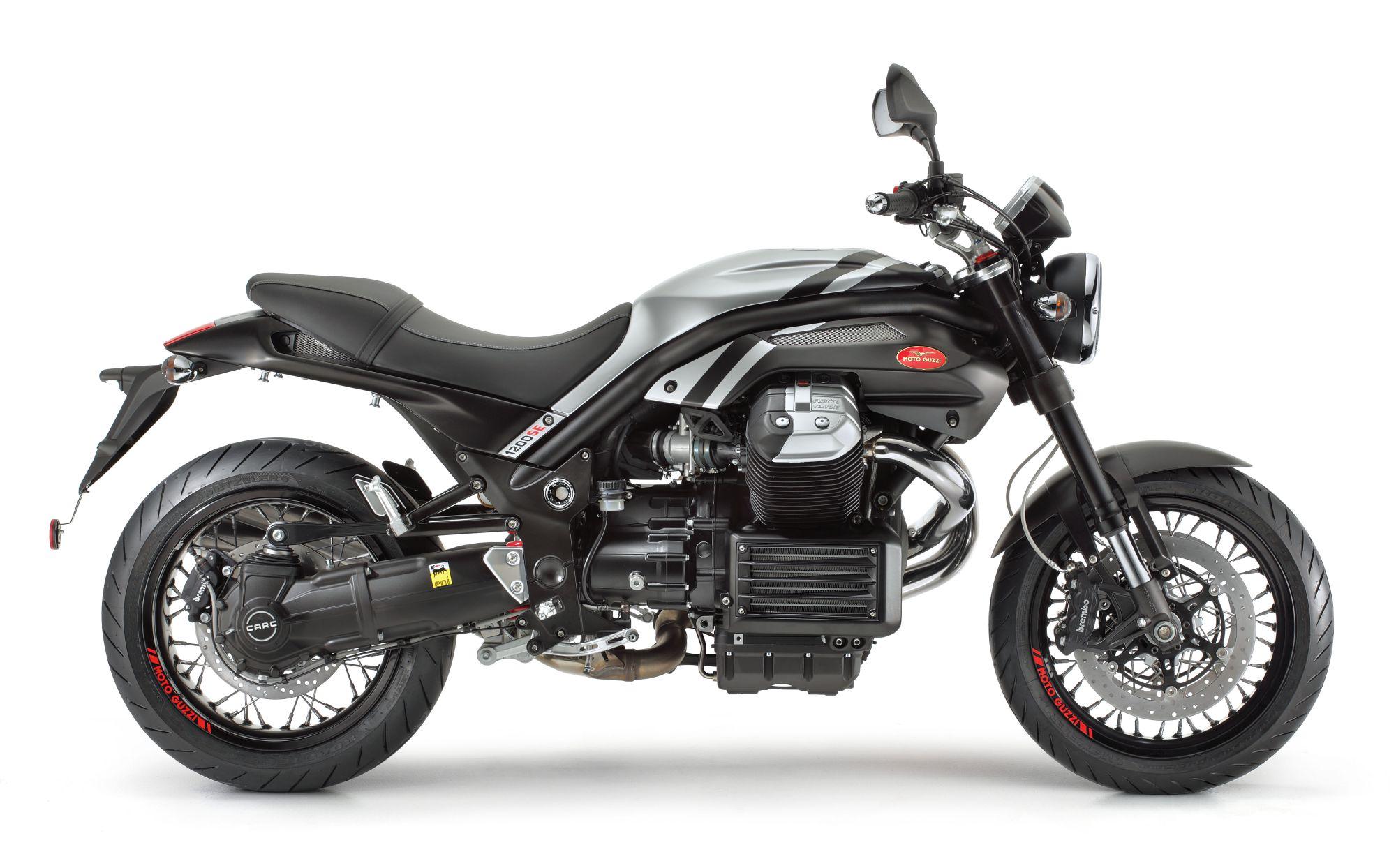 gebrauchte moto guzzi griso 1200 8v black devil motorr der. Black Bedroom Furniture Sets. Home Design Ideas