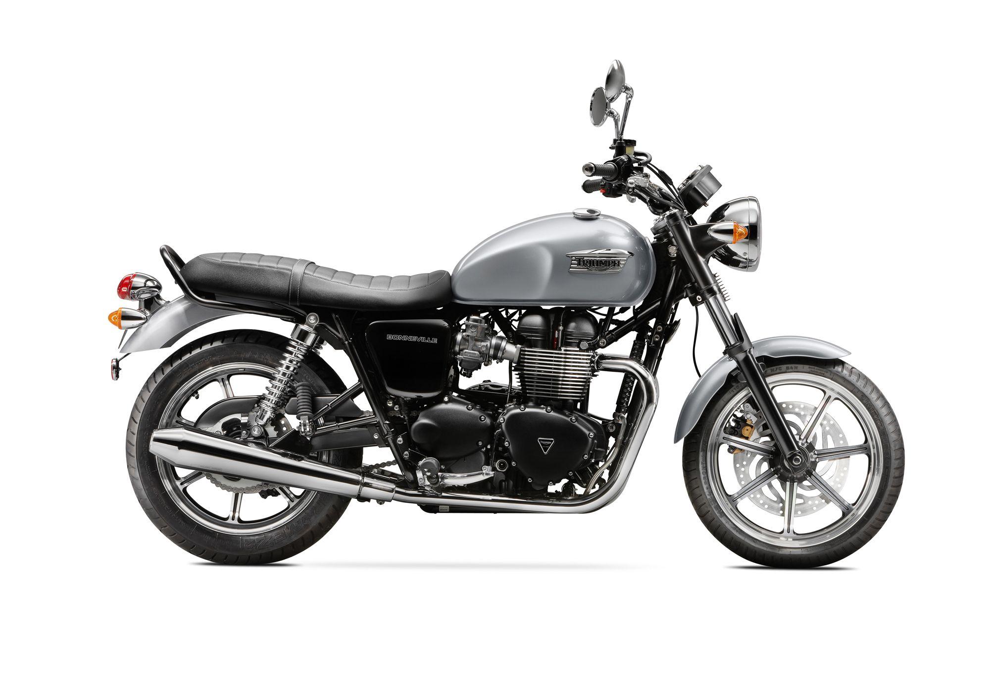 Gebrauchte Und Neue Triumph Bonneville Motorräder Kaufen