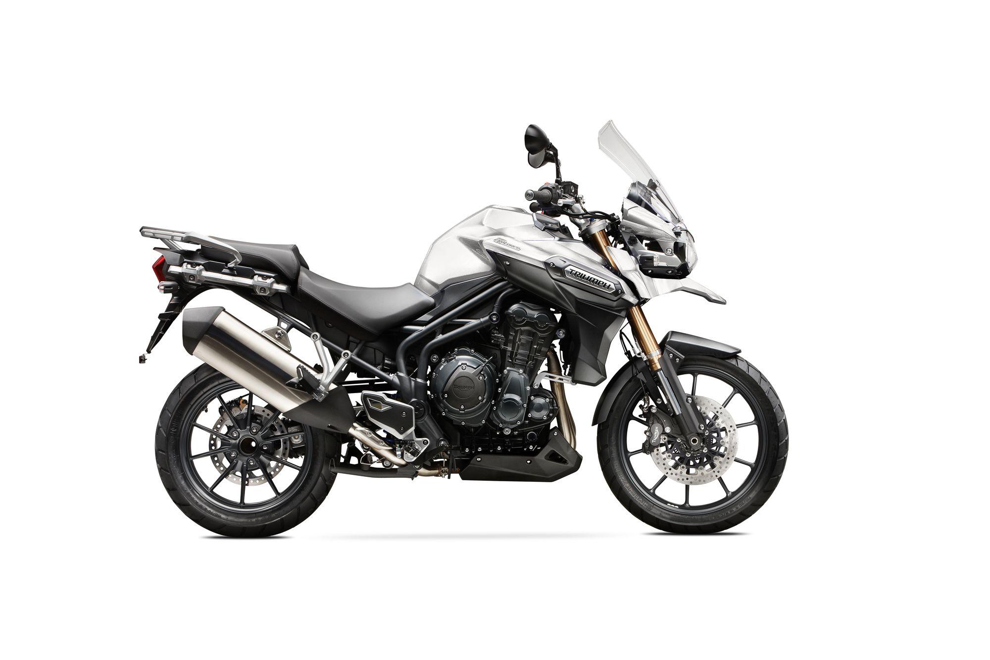 Gebrauchte Und Neue Triumph Tiger Explorer Motorräder Kaufen