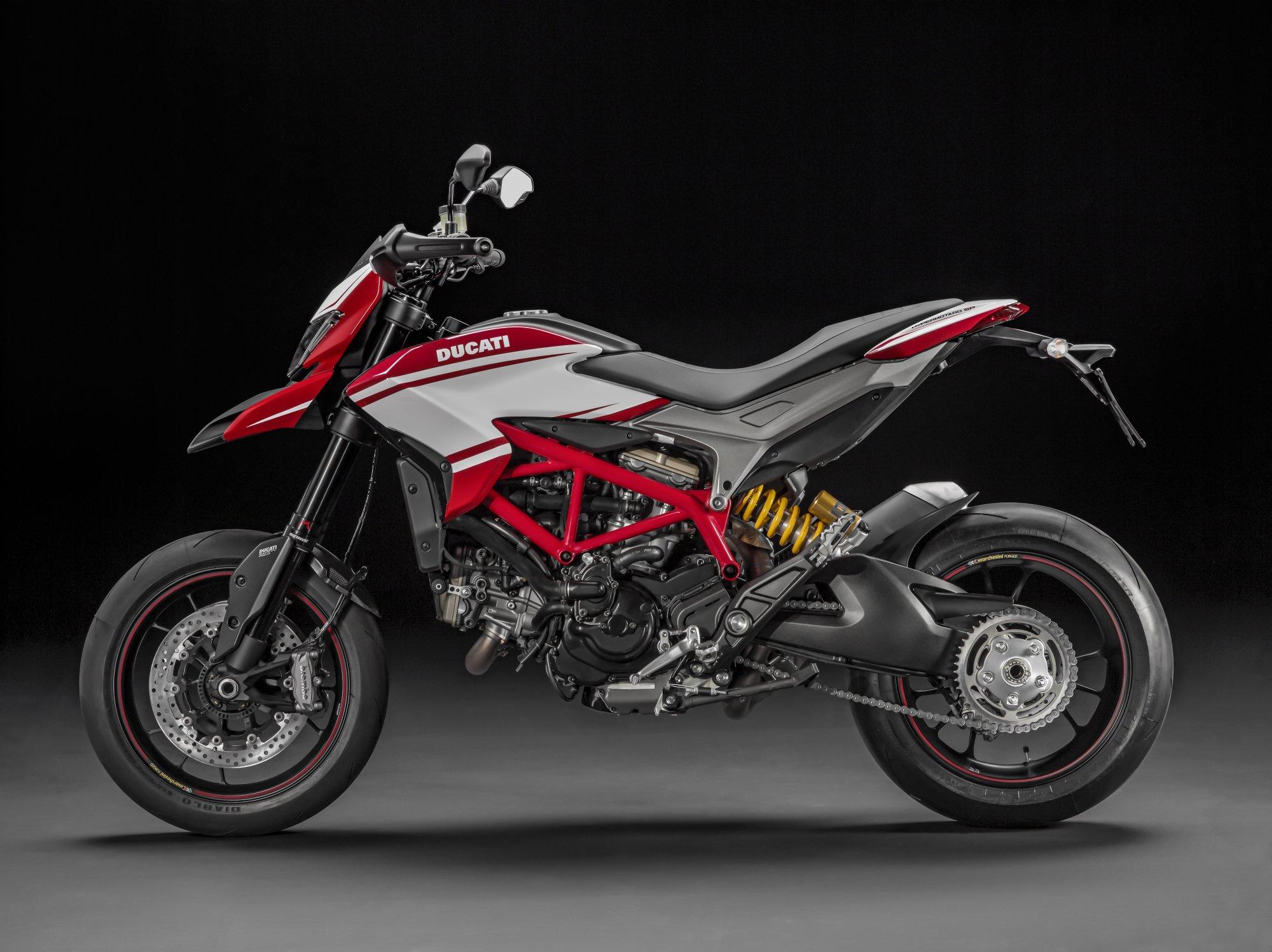 Ducati Hypermotard  Sc Project
