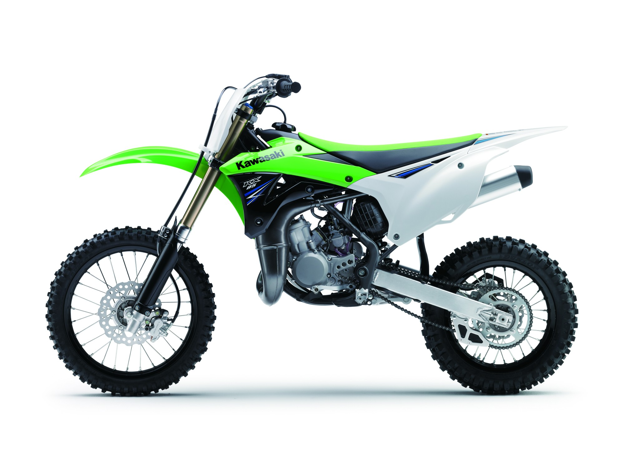 gebrauchte kawasaki kx 85 motorr der kaufen. Black Bedroom Furniture Sets. Home Design Ideas