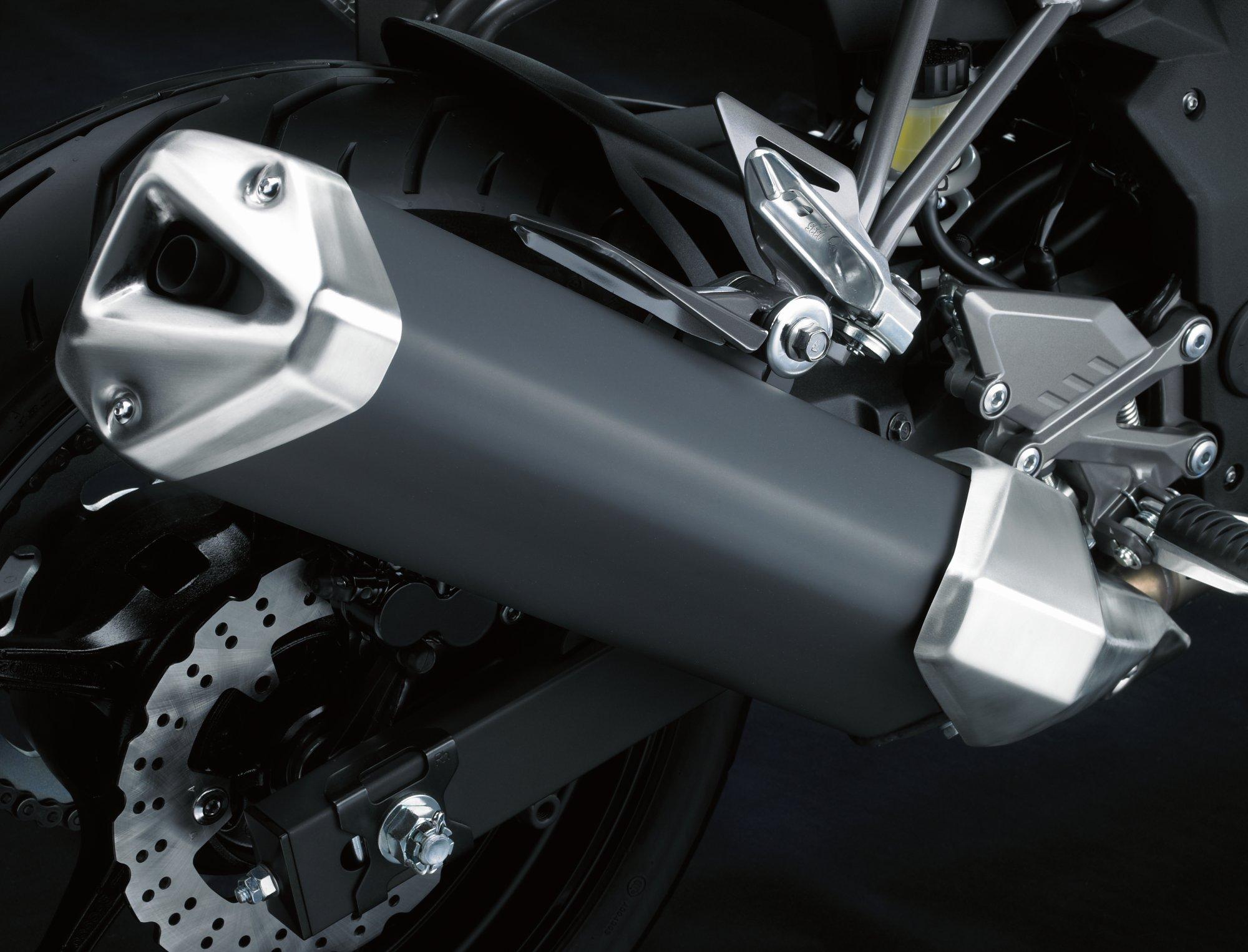 Gebrauchte Und Neue Kawasaki Z250sl Motorrder Kaufen Abs Orange 2015