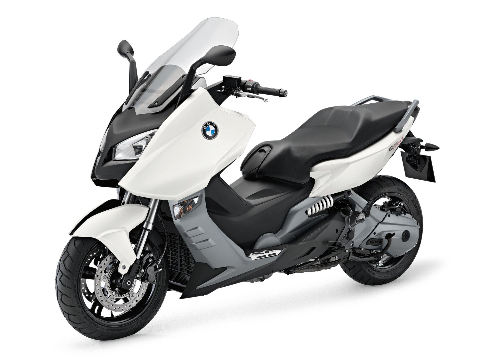 bmw motorroller c 600