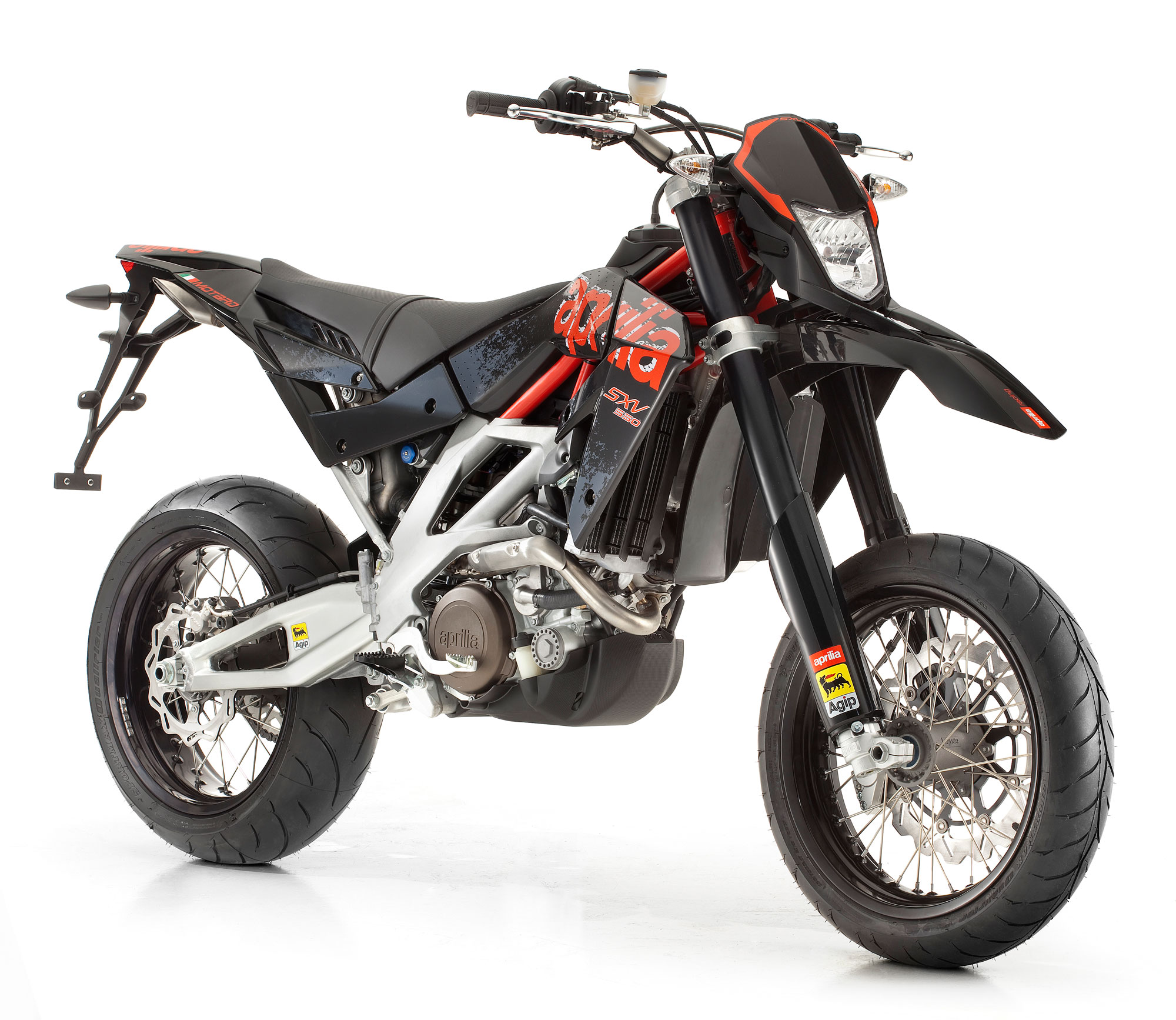 Aprilia  Supermoto Top Speed