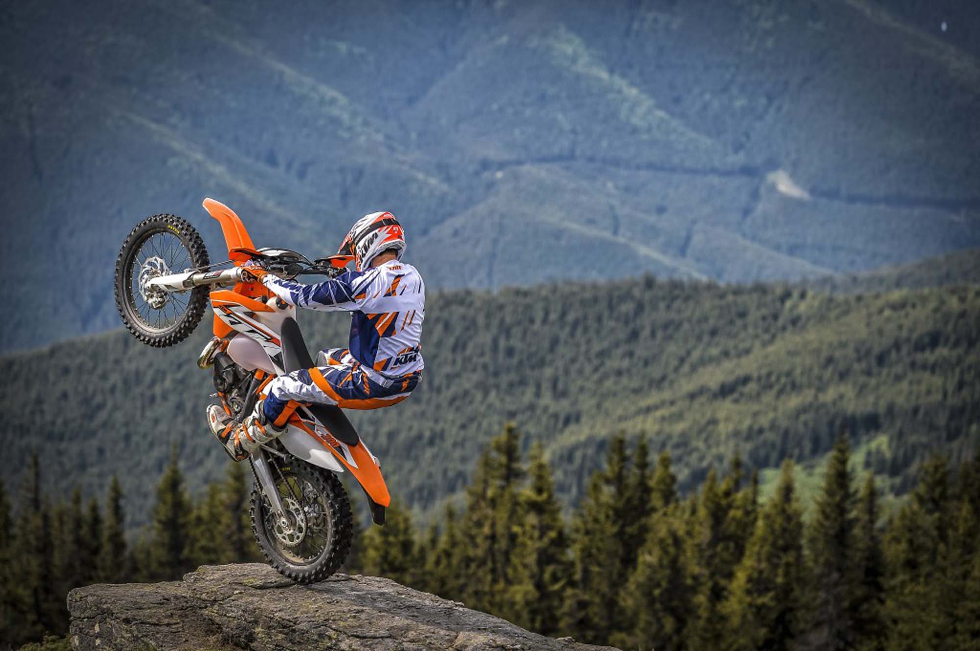Ktm Freeride Video