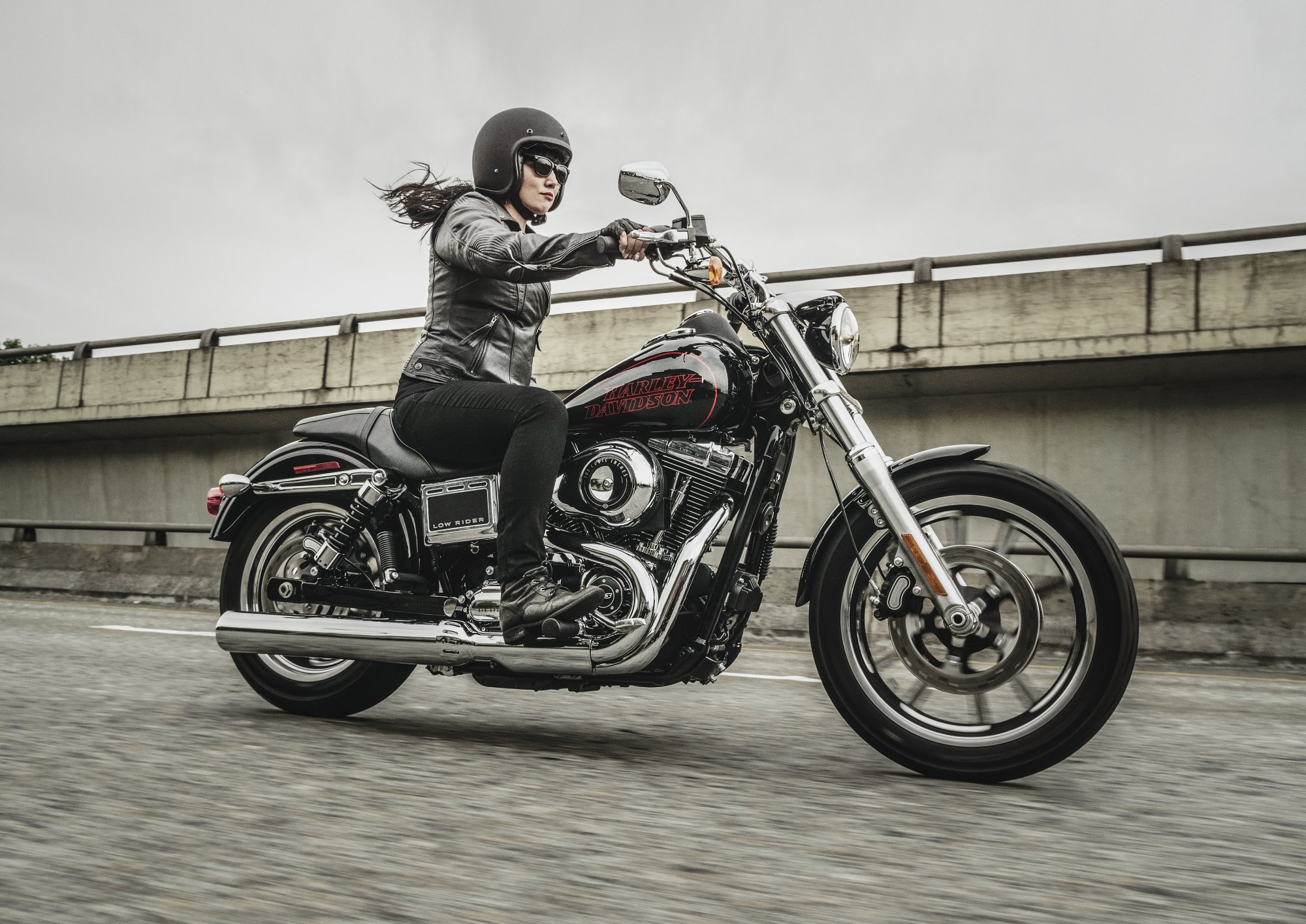 Harley Davidson Fat Boy Test