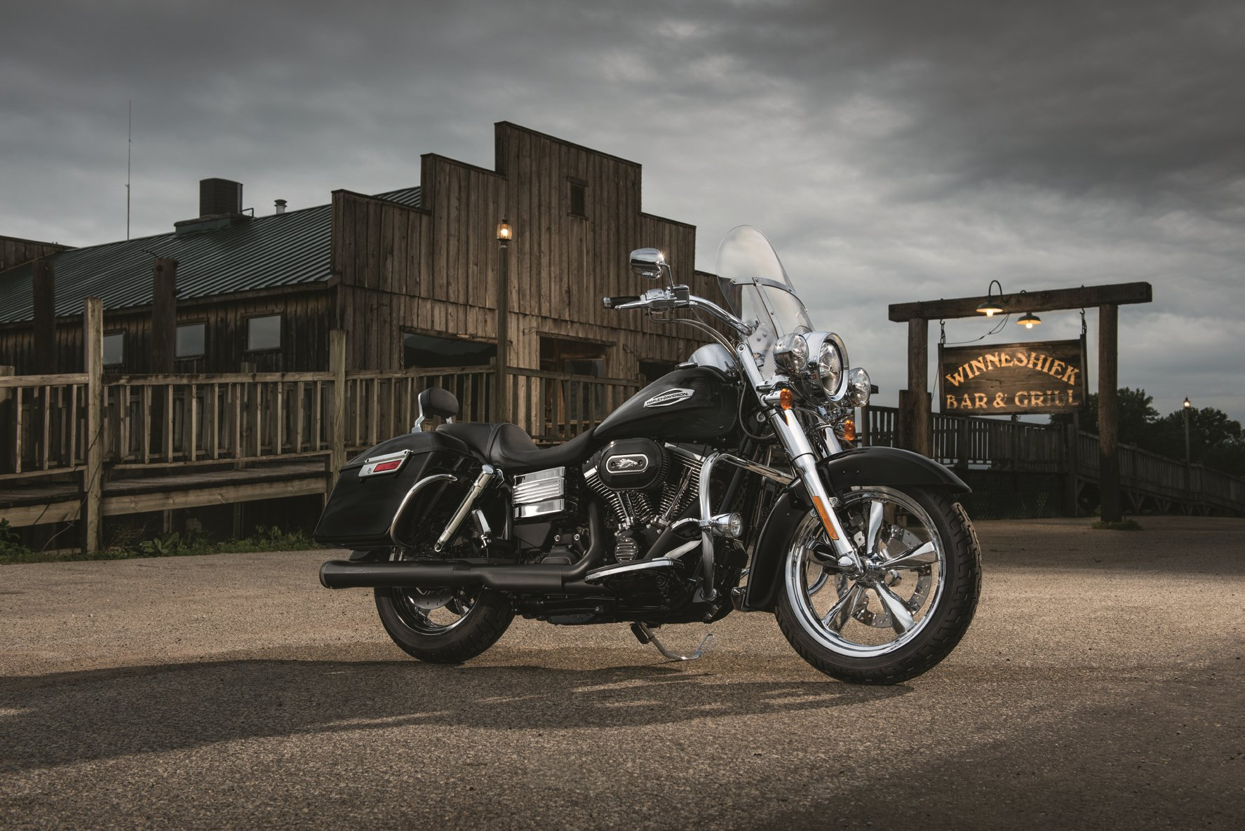 gebrauchte harley davidson dyna switchback fld motorr der kaufen. Black Bedroom Furniture Sets. Home Design Ideas