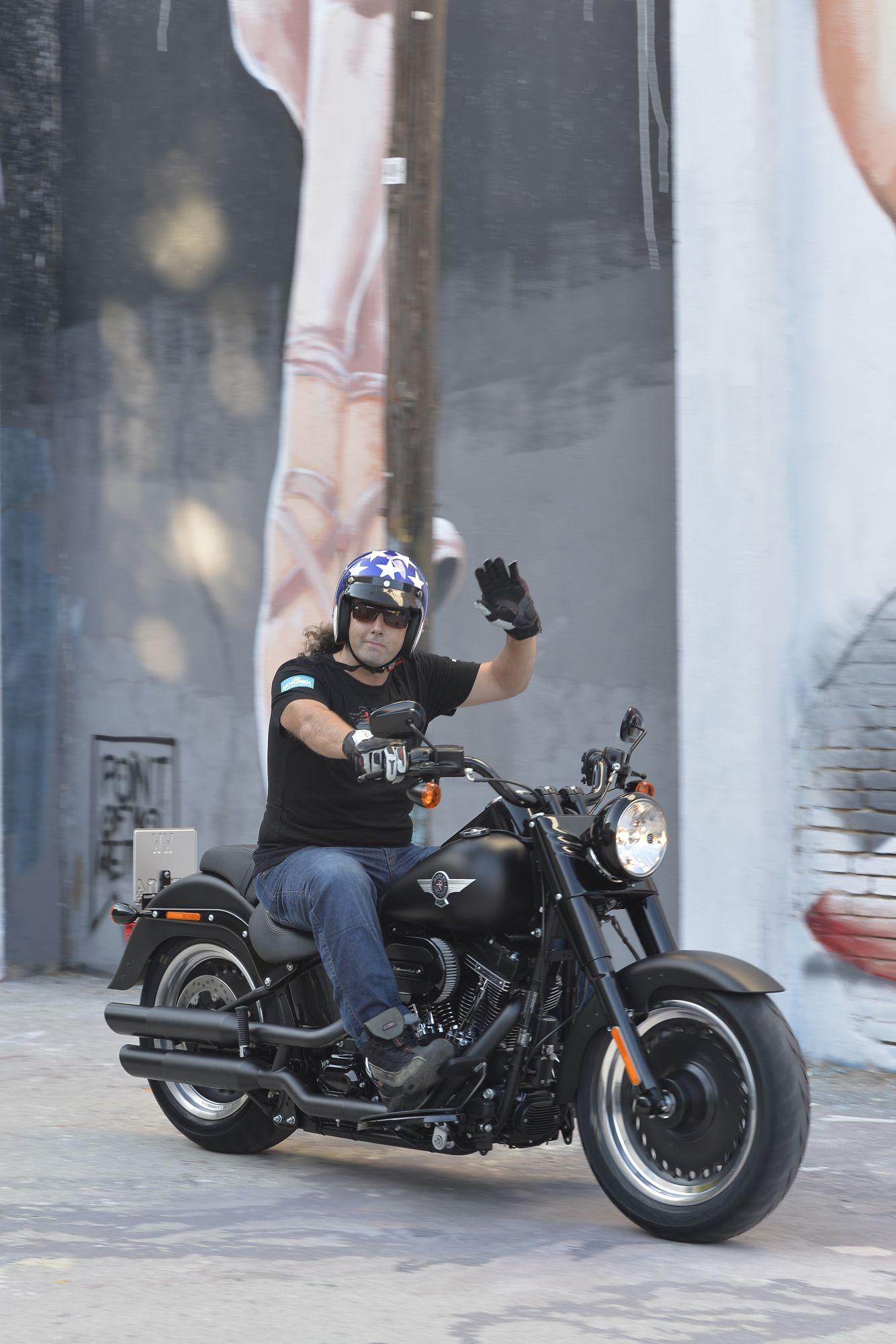 Harley Davidson Fat Boy Technische Daten