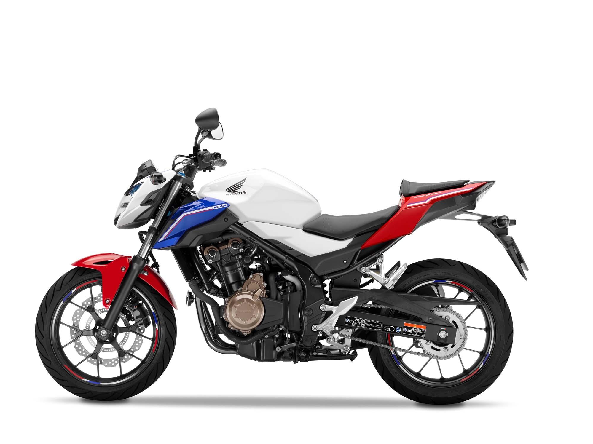 Honda CB 500 F Bilder und technische Daten