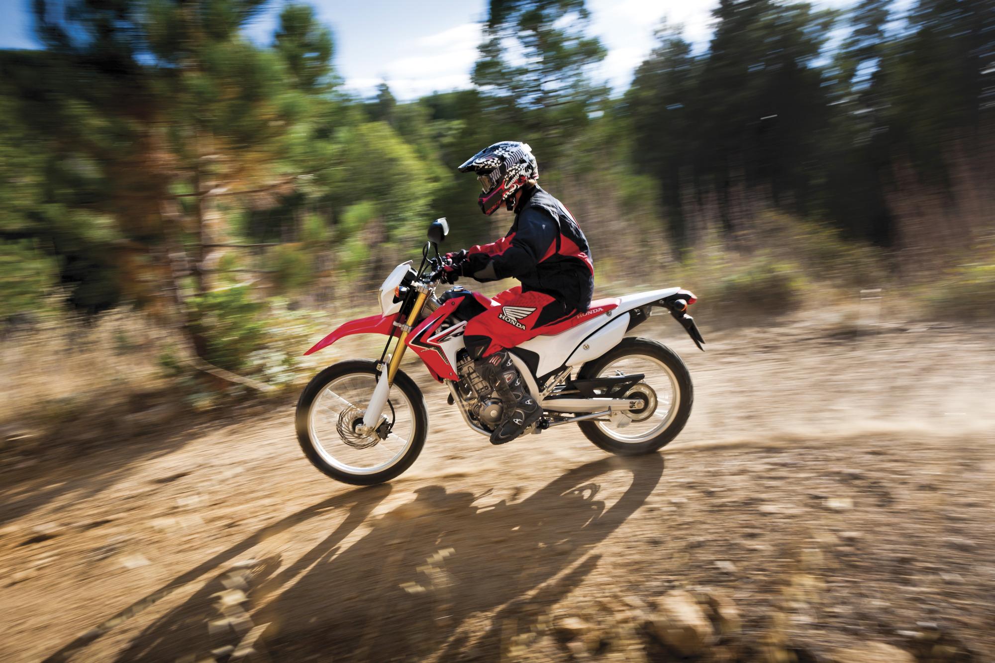 Honda CRF 250 L Bilder und technische Daten