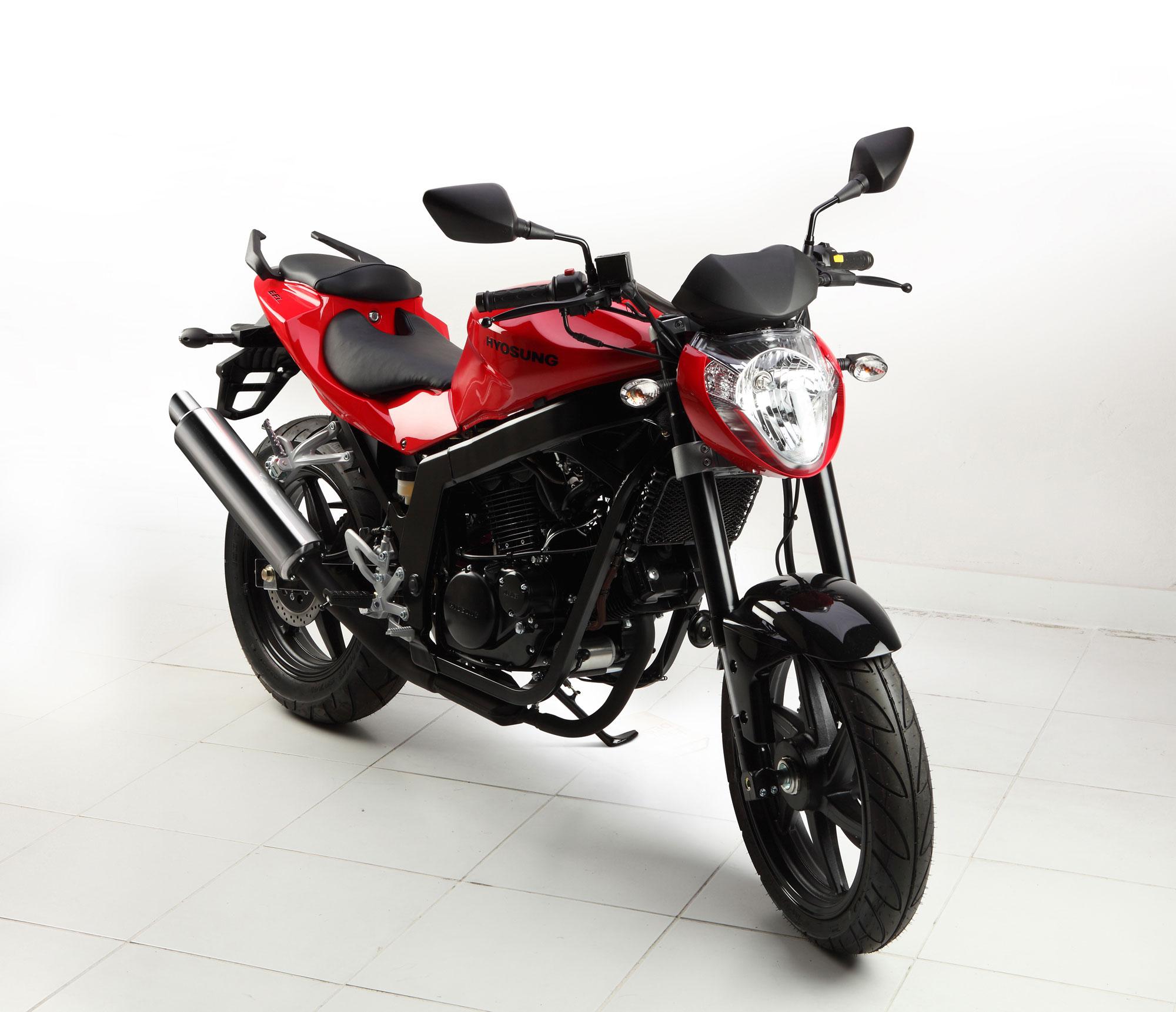 Gebrauchte und neue Hyosung GV 125 Motorräder kaufen