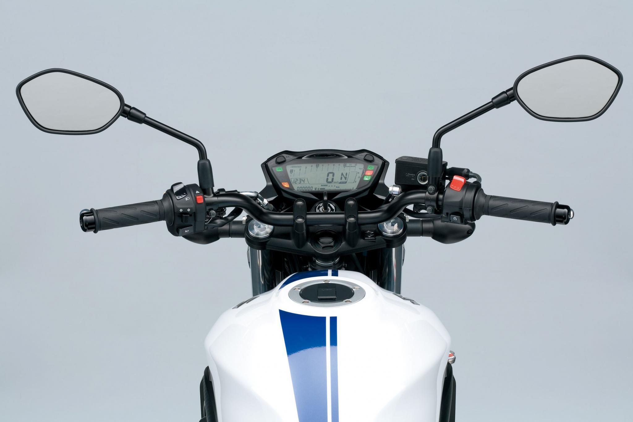 Suzuki SV 650 Bilder und technische Daten