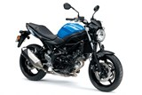 Suzuki SV 650 ABS Black B&S Edition Bilder