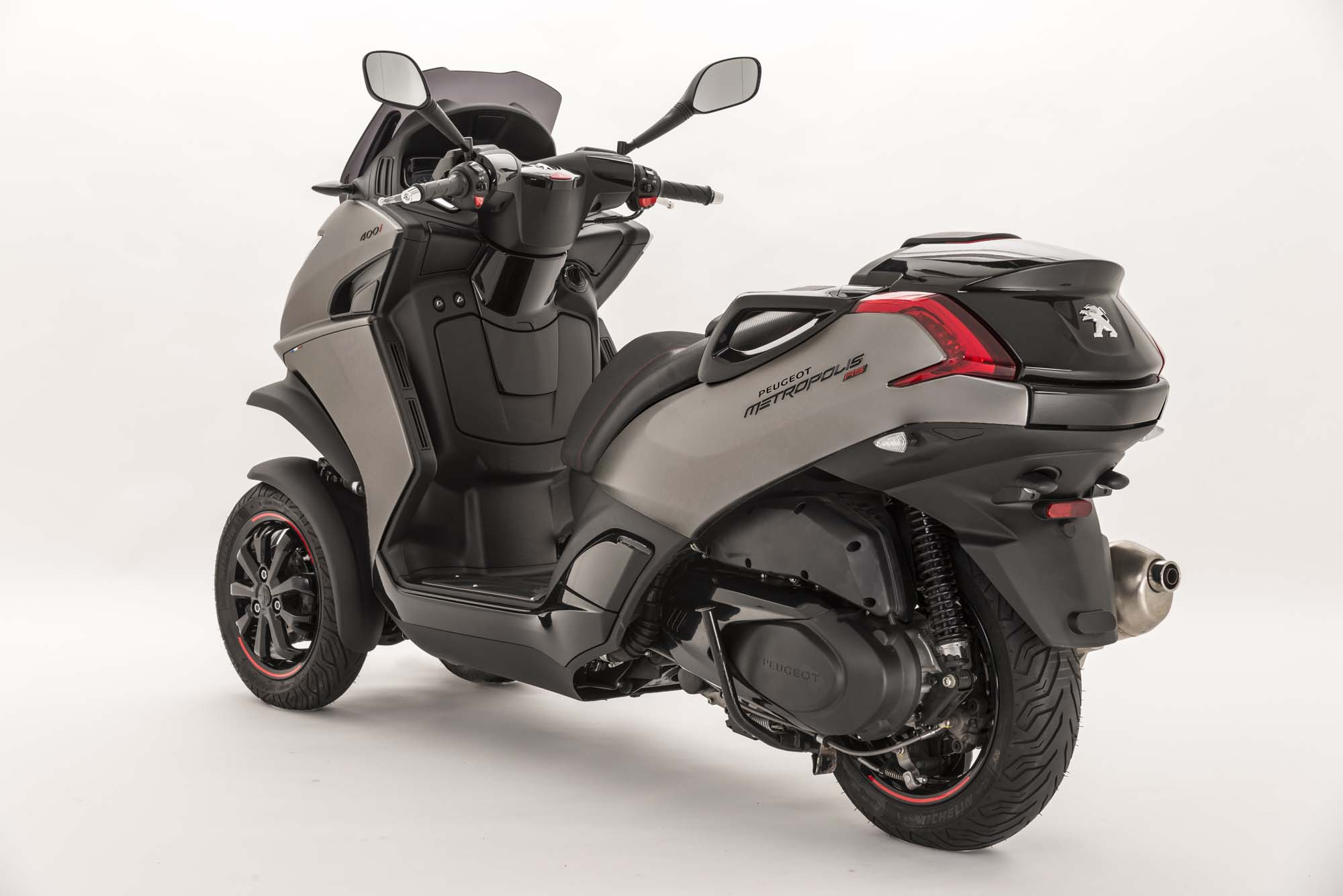 Peugeot Metropolis 400i RS - All technical Data of the