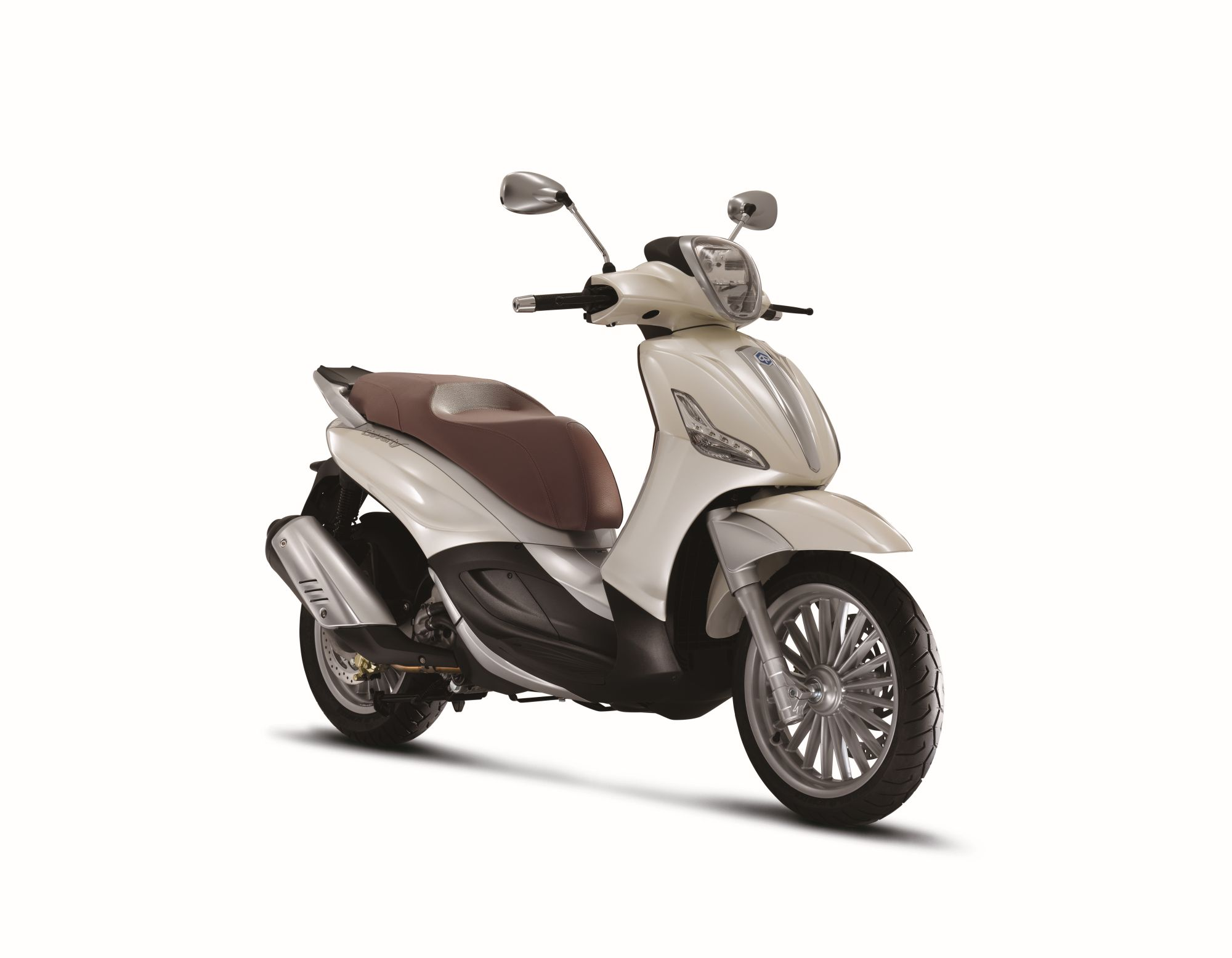 Automatic Transmission Motorcycle >> Piaggio Beverly 300 i.e. - All technical Data of the Model Beverly 300 i.e. from Piaggio