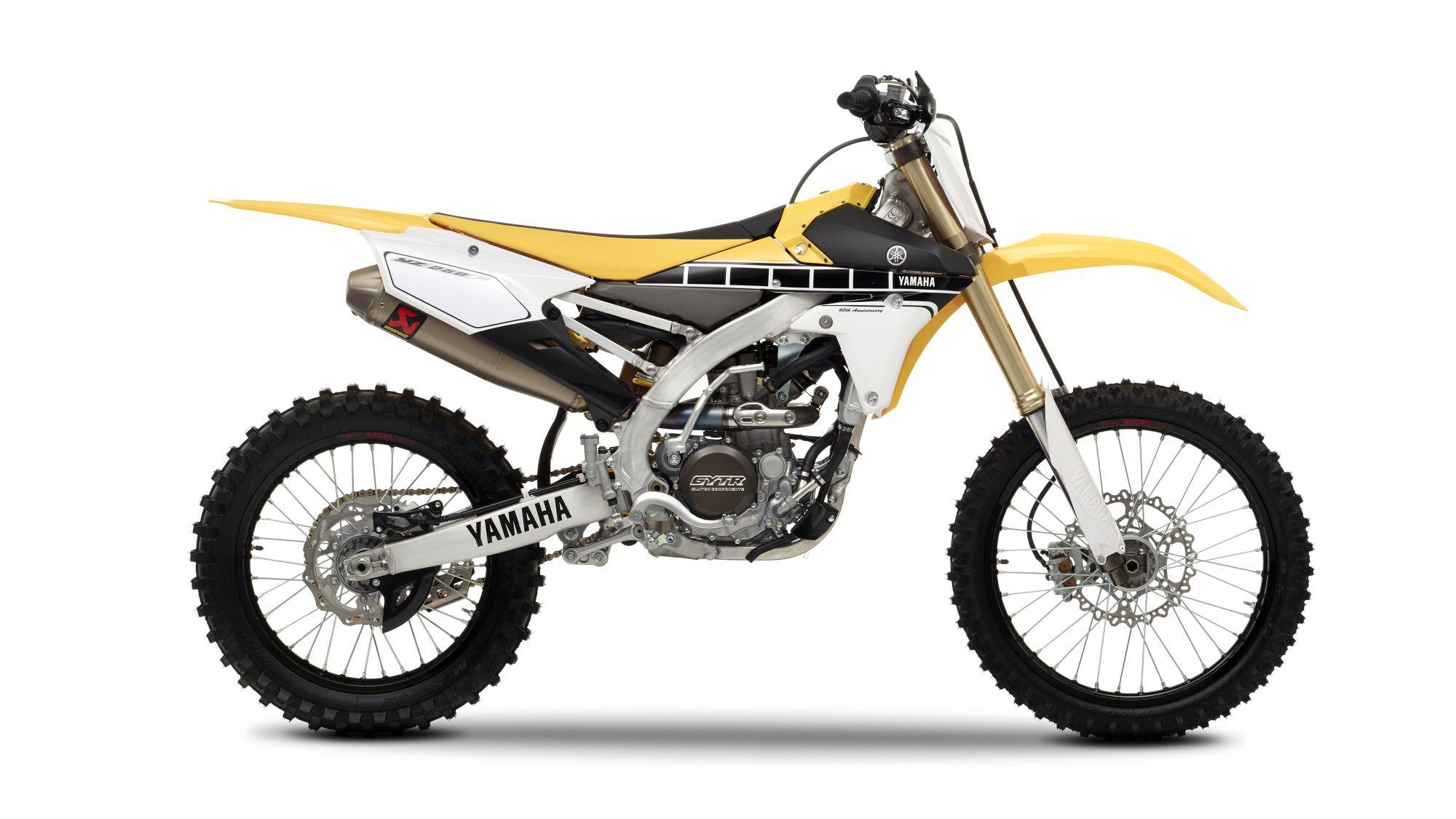 Кроссовый Мотоцикл ямаха 250 #10