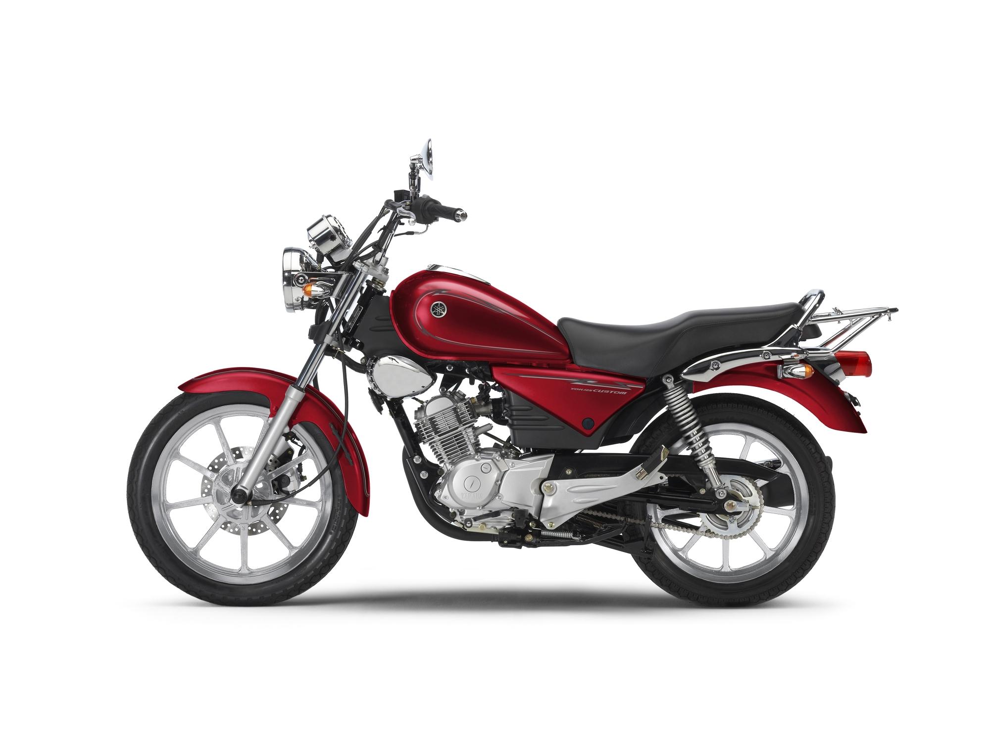 Yamaha Bw Custom