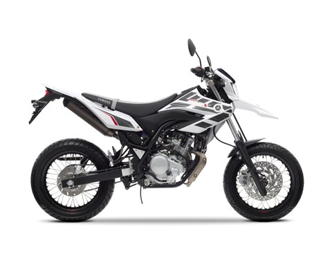 yamaha wr 125 x all technical data of the model wr 125 x. Black Bedroom Furniture Sets. Home Design Ideas