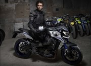 Yamaha MT-09 Street Rally 2016
