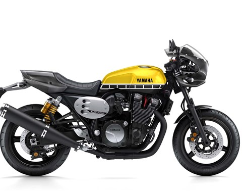 yamaha xjr 1300 racer all technical data of the model. Black Bedroom Furniture Sets. Home Design Ideas