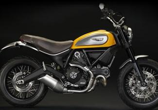 Ducati Scrambler Classic 2016 Sonderangebot