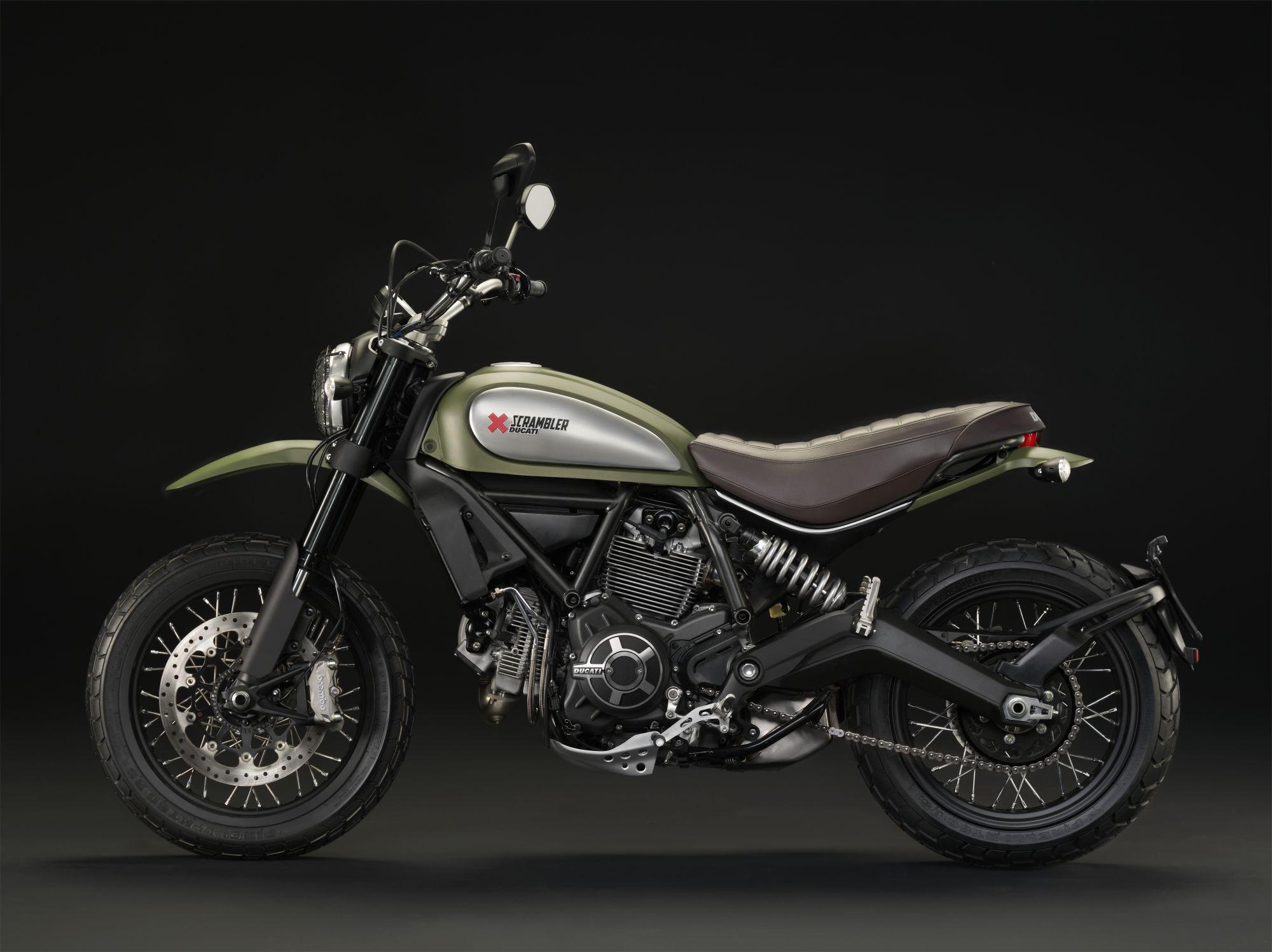 Ducati Enduro Scrambler