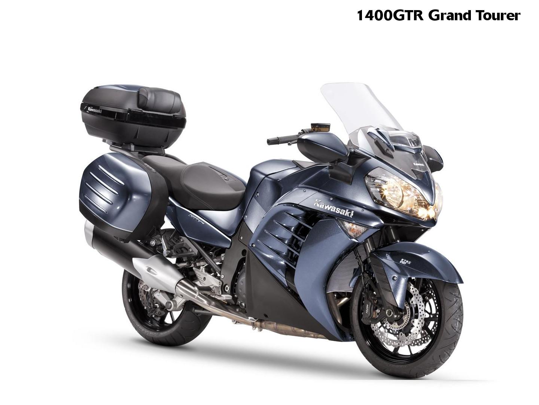 Kawasaki Gtr