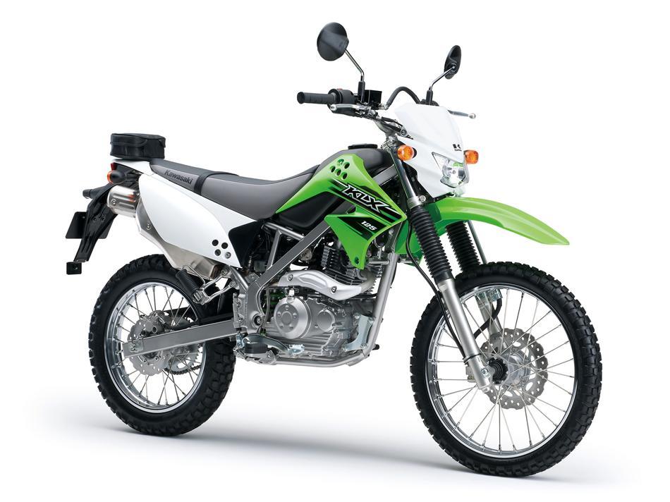 Kawasaki Kfx 400 >> Gebrauchte und neue Kawasaki KLX 125 Motorräder kaufen