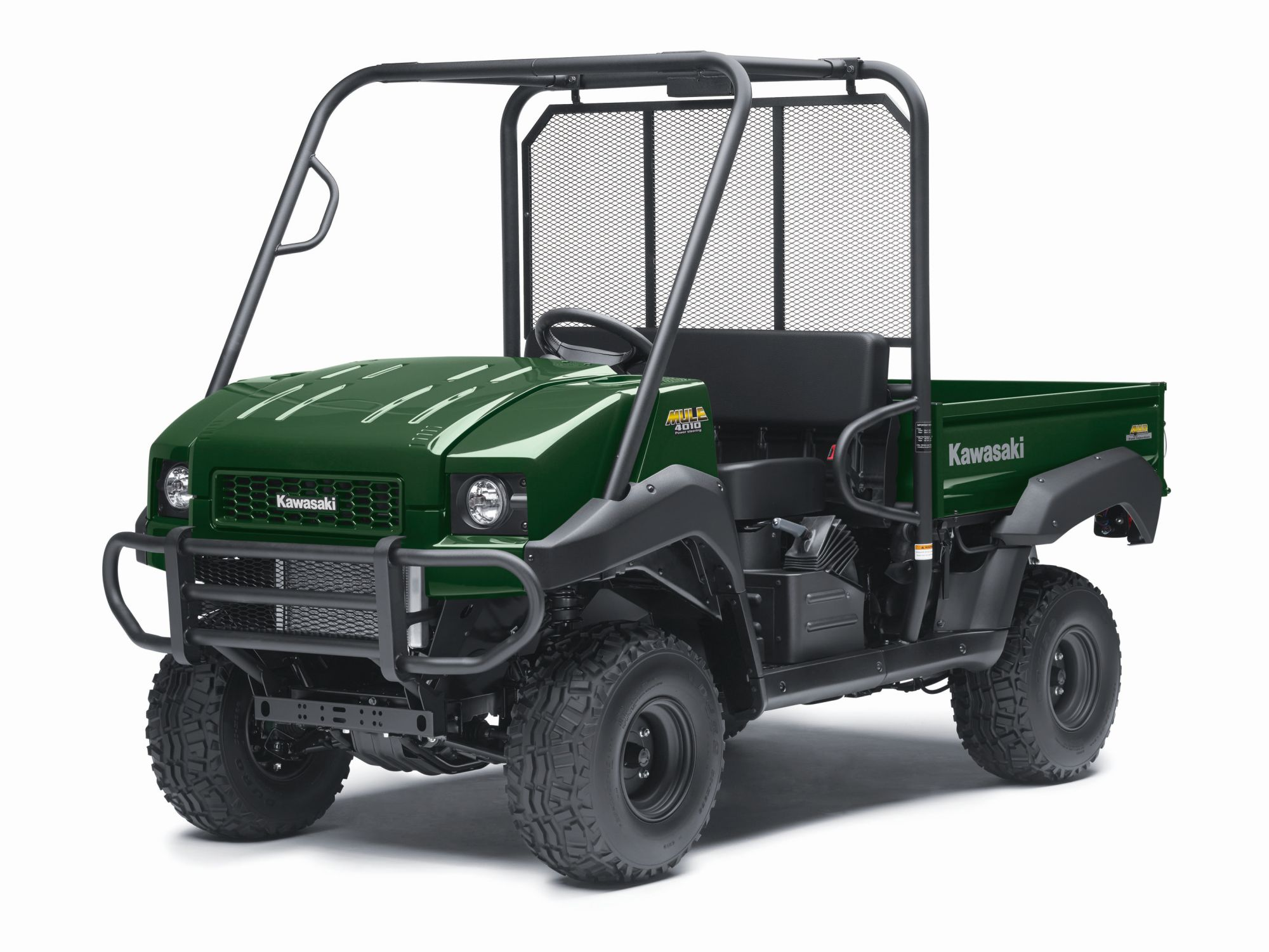Gebrauchte Und Neue Kawasaki Mule 4010 4x4 Motorr 228 Der Kaufen