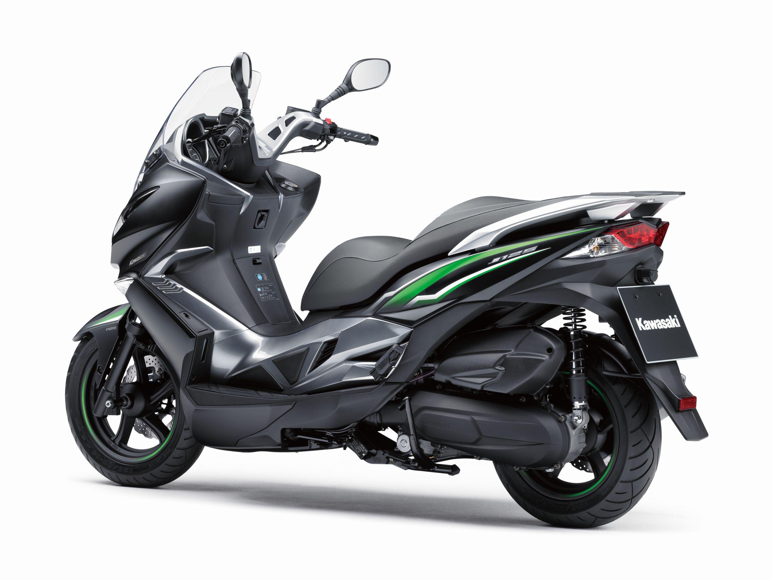 Yamaha Scooters Greece
